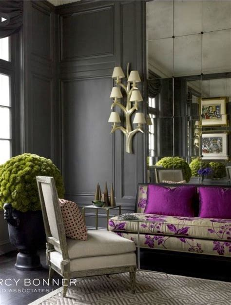 Purple And Gray Home Decor by 355 Best Plum Images On