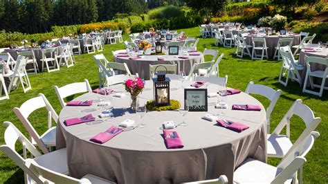 Wedding Outdoor Reception 16 cheap budget wedding venue ideas for the ceremony