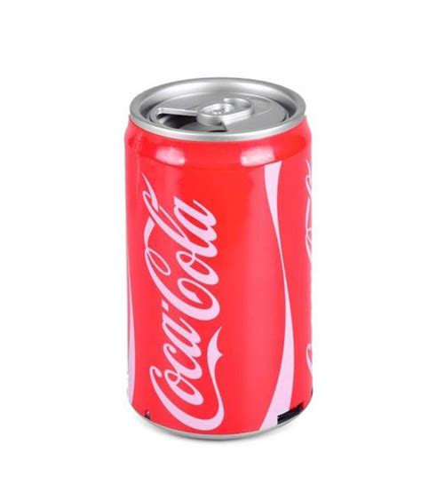 Speaker Kaleng Cocacola Coca Cola buy trost coca cola can shaped portable speaker with aux
