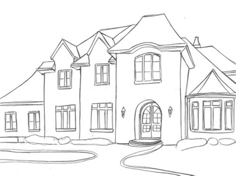 Home Design Drawing by Home Design Drawings Peenmedia