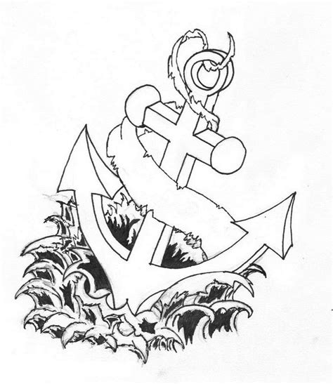 tattoo designs of anchors anchor tattoos designs ideas and meaning tattoos for you