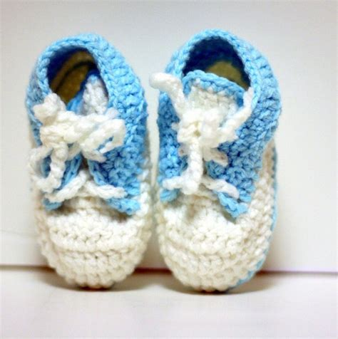 crochet shoes baby crochet baby shoes sneaker by knitnutbyjl on deviantart