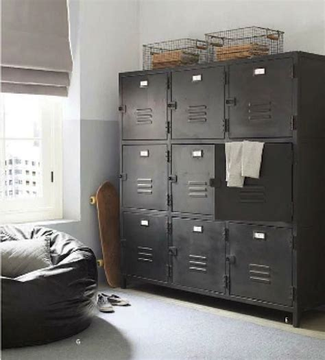 metal lockers for rooms 25 best ideas about locker storage on lockers locker furniture and lockers