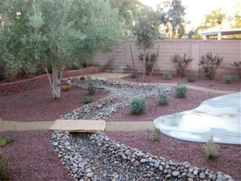 backyard creek ideas backyard river rock landscape pinterest landscaping dry creek bed and backyards