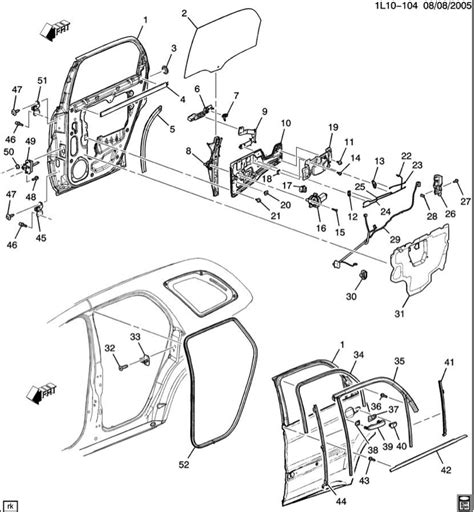 2005 chevy equinox parts diagram looking for a part number 2005 chevy equinox lt on the