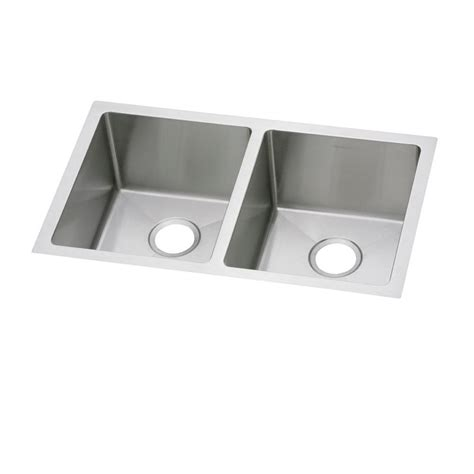 elkay stainless steel sinks elkay crosstown undermount stainless steel 31 in double