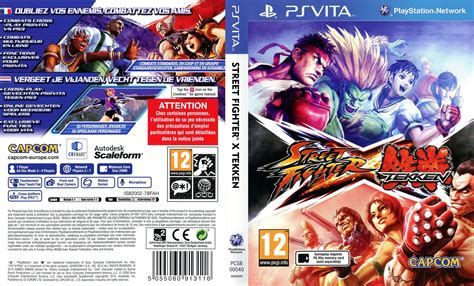fighter vs tekken capa 2012 cover xbox 360 нужна обложка игры fighter x tekken