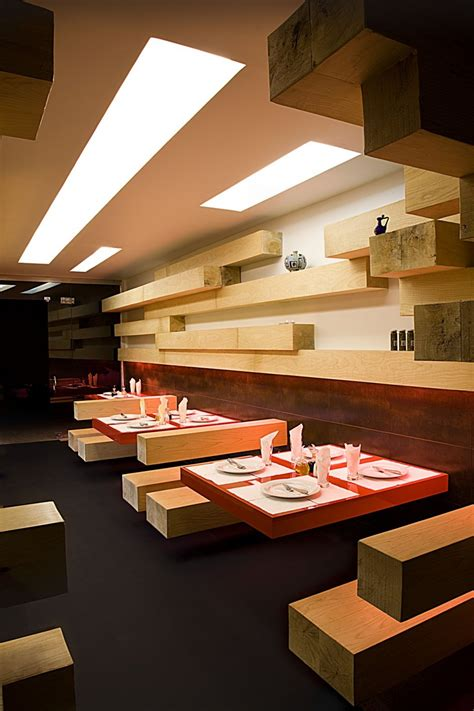 Table Restaurant Design by Fancy Restaurant Interior Design In Tehran