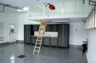 High Ceiling Garage Storage Ideas Simplifying Remodeling 8 Clutter Busting Garage Storage