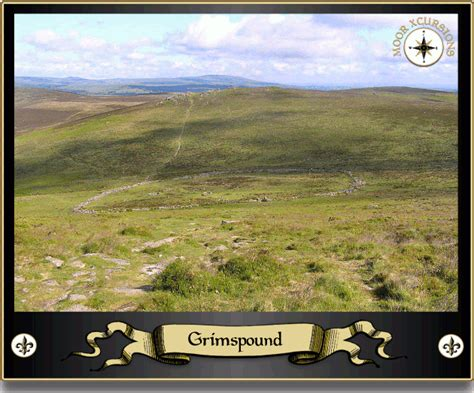 grimspound legendary dartmoor hameldown ridge legendary dartmoor