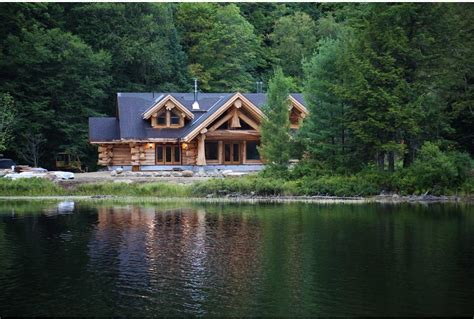 Haliburton Cabins by Timber Series Premiere Lakefront Cottage In