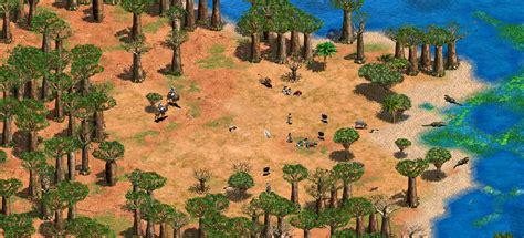 age of empires 3 africa maps age of empires ii the kingdoms nueva expansion
