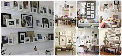 decorar paredes con fotos familiares paredes con fotos familiares facilisimo