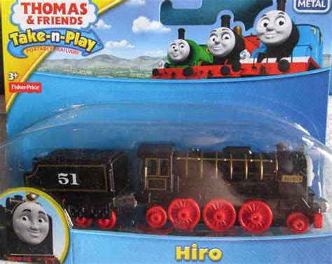 Fisher Price And Friend Seri Hiro models friends hiro by fisher price take n
