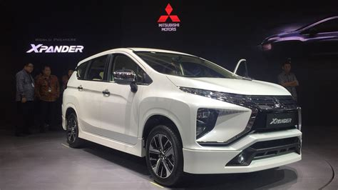 expander mitsubishi red 2018 mitsubishi xpander new car release date and review