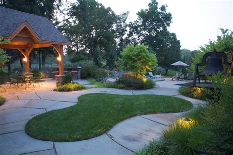 Landscape Architecture Virginia Dive Into A Magical Garden West Virginia Retreat By