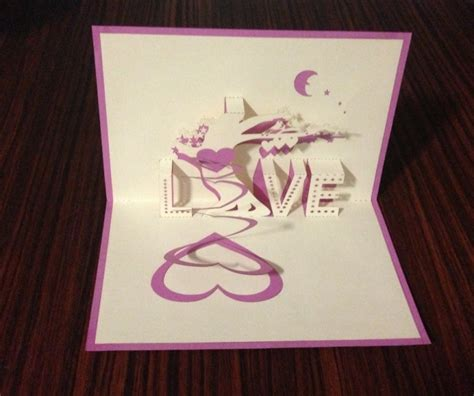 Pop Up Cards Handmade - top 10 handmade pop up greeting cards topteny 2015