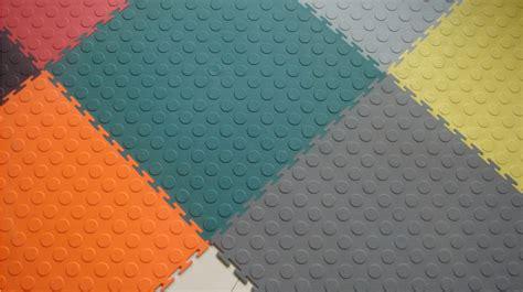 Interlocking Garage Flooring/ Pvc Plastic Floor Tiles