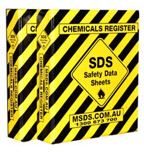 Sds Register Template by Msds Au Provider Of Whs Compliance And Authoring Of