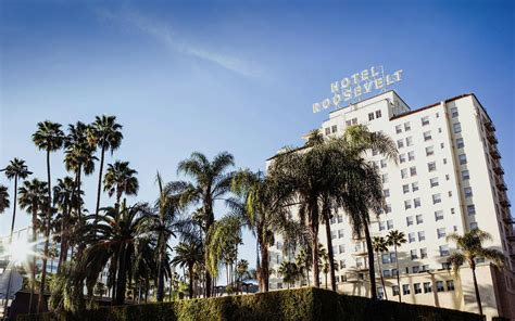la accomodation the roosevelt hotel review los angeles travel