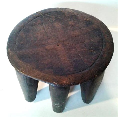 Nupe Stool by Nupe Stool At 1stdibs