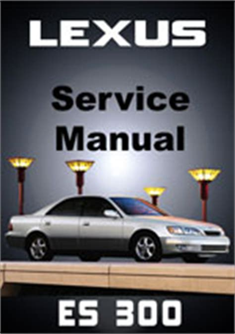 free car manuals to download 1999 lexus es spare parts catalogs lexus es300 1996 1999 workshop manual