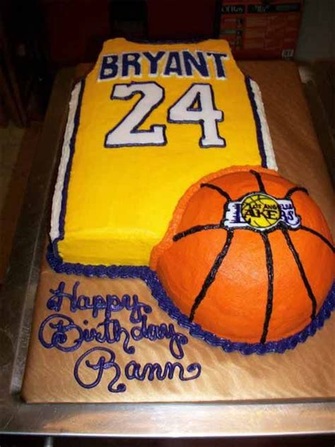 25 best ideas about basketball cakes on