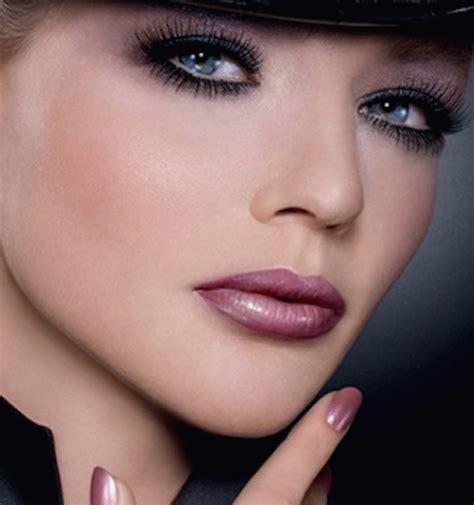 imagenes de ojos grandes maquillados maquillaje mujer chic