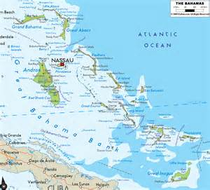 map of eastern us and bahamas detailed clear large road map of bahamas ezilon maps