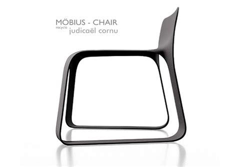 Mobius Chair by Mobius Chair By Judicael Cornu