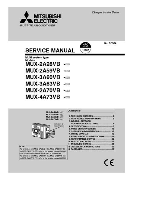 small engine service manuals 1993 mitsubishi truck instrument cluster mitsubishi msz fd25va msz fd35va service manual free download schematics eeprom repair info