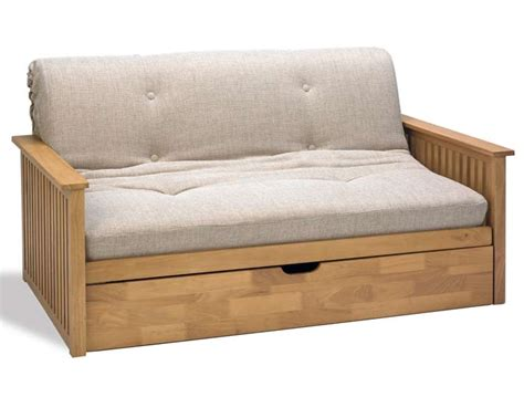 Cambridge Futons by Cambridge Futons Bangkok Oak 2 Seater Futon Buy