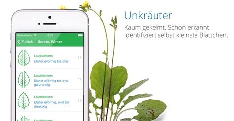 Garten Pflanzen Bestimmen App by Bayer Agrar Deutschland Unkr 228 Uter App