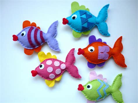 pattern making fish the colorful white colorful fish craft