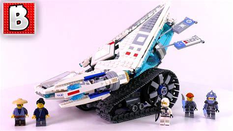 Lego Ninjago Tank 70616 lego ninjago tank set 70616 unbox build time