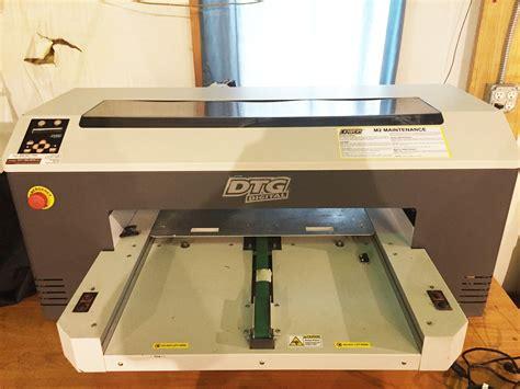 Printer Dtg M2 dtg m2 direct to garment printer 9000
