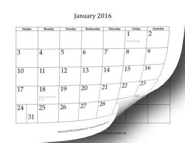 Libreoffice Calendar Template