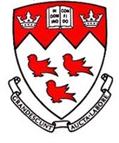 Mcgill Desautels Mba Deadline by Academic Dress Of Mcgill
