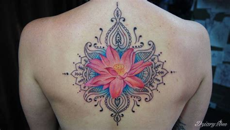 mandala tatuaz znaczenie kwiat lotosu znaczenie i symbolika