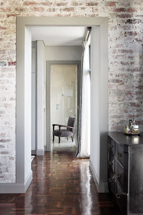 whitewashed brick interior is the best way to add texture in your home page 2 of 2