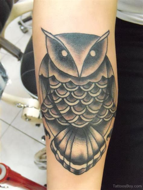 traditional owl tattoo bird tattoos designs pictures page 33