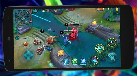 moba for android top moba 2017 android gamesworld