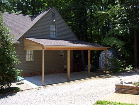 carport plans attached to house attached carport photos house remodel pinterest