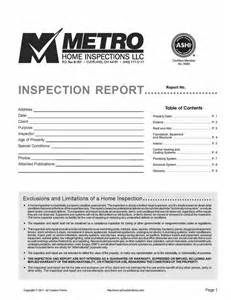 home inspection report template ez custom forms home inspection report forms fee