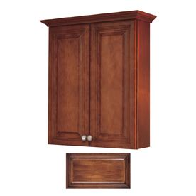 lowes over the toilet white cabinet lowes insignia satin white antique cognac java wood