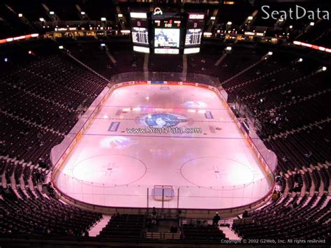 club section rogers arena rogers arena section 330 vancouver canucks