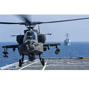 Wallpaper Apache AH 64 Attack Helicopter US Army