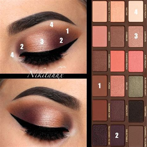 tutorial makeup natural peach 21 gorgeous peach eye shadow looks you have to try gurl