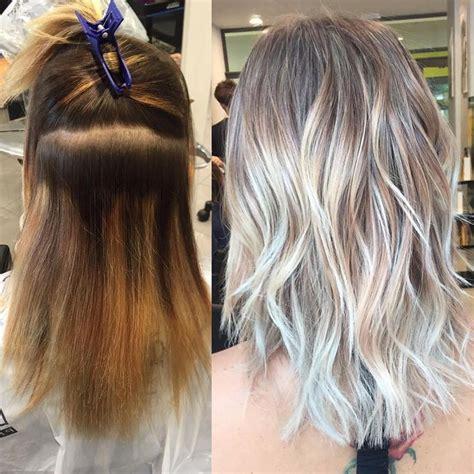 olaplex on pinterest color correction platinum blonde and fuller h 14 best olaplex in salone i lavori degli hairstylist che