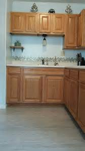 Oak Kitchen Furniture by Best 25 Honey Oak Cabinets Ideas On